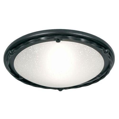 Elstead Plafon pembroke pb/f/a blk/gold - lighting - rabat w koszyku (5024005220206)