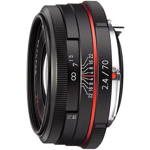 hd da 70mm f/2,4 limited - przyjmujemy używany sprzęt w rozliczeniu   raty 20 x 0% marki Pentax