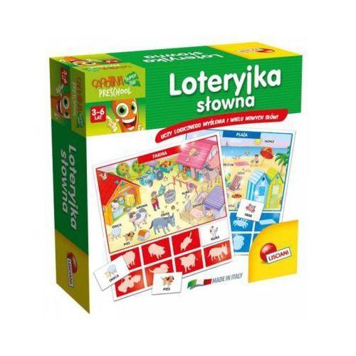 LISCIANIGIOCHI Karotka Loteryjka słowna (8008324055005)