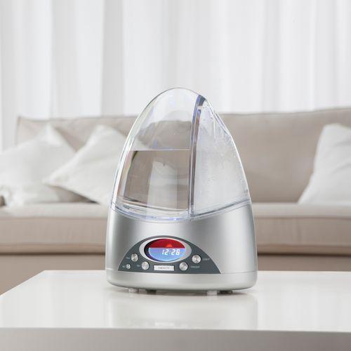 Nawilżacz powietrza MEDISANA ULTRABREEZE 60050 (PH6101) / ultradźwiękowy / programator czasowy / cicha praca, Ultrabreeze