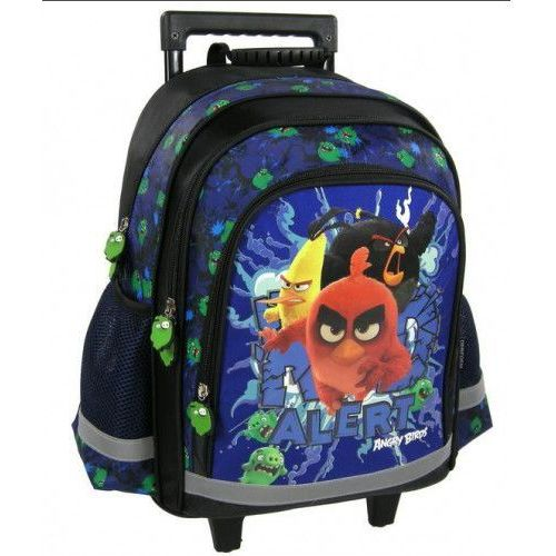 Derform Plecak 15 na kółkach Angry Birds 13 - DERF.PL15KAB13 Darmowy odbiór w 19 miastach!, DERF.PL15KAB13