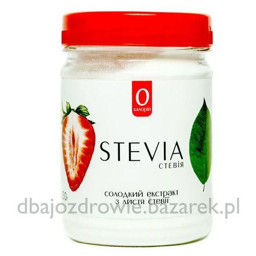 Stevia Stewia (), proszek 150 g słodzik naturalny