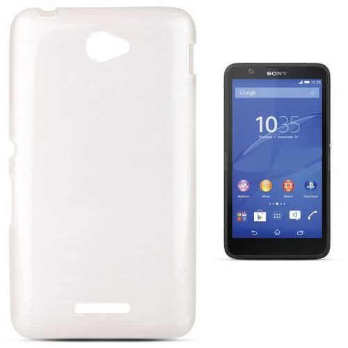 """Jelly Brush Sony Xperia E4 / E4 Dual"" (White) (5901737290298)"