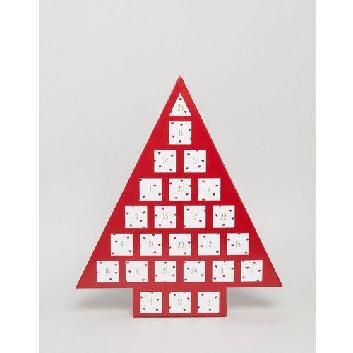 Johnny Loves Rosie Christmas Jewellery Advent Calendar - Multi