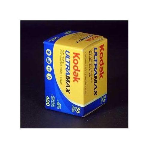 ultra max 400/36 negatyw kolorowy typ 135 wyprodukowany przez Kodak