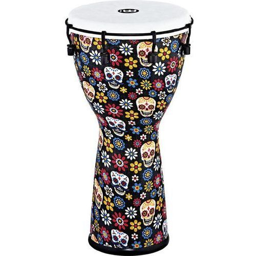 Meinl ADJ10-DA Alpine Series Synthetic Djembe 10″ Day of the Dead instrument perkusyjny