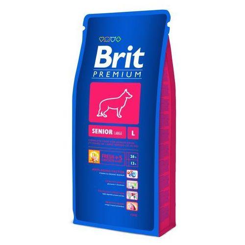 premium l senior 15kg marki Brit