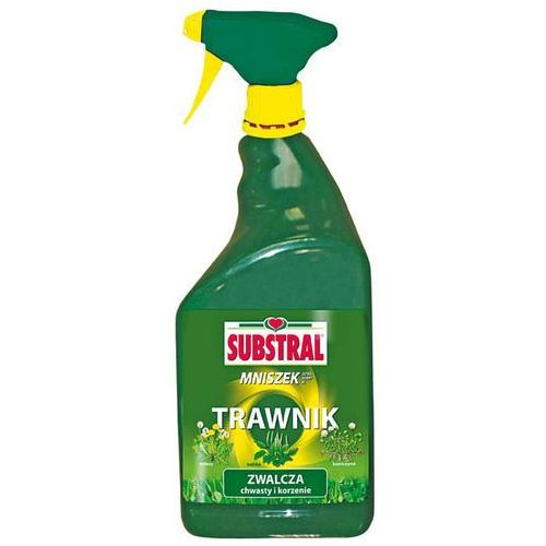 Preparat na chwasty Substral Mniszek Ultra Hobby AL 750 ml gotowy do użytku (5907487101457)