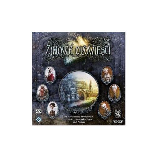 OKAZJA - Galakta Zimowe opowieści. gra planszowa