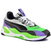 Sneakersy - rs-2k internet exploring 373309 02 dark shadow/fluo green, Puma, 40-47