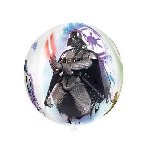 Balon foliowy Star Wars - 38 x 40 cm - 1 szt.