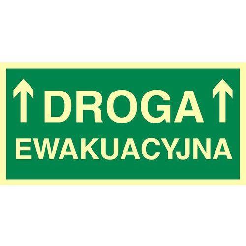 Droga ewakuacyjna (prosto/w górę) - OKAZJE