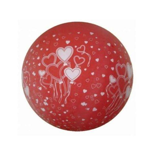 Twojestroje.pl Balon lateksowy serca czerwony 100cm 1szt (5902230747074)