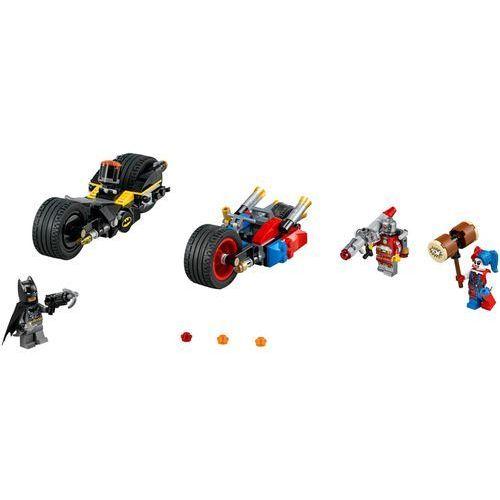 Lego SUPER HEROES Zestawy batman: motocyklová honička v gotham 76053