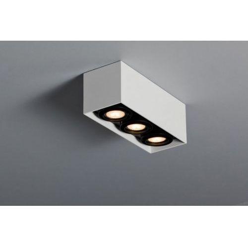 lampa sufitowa MINI MULTINA biała 3xGU10 ŻARÓWKI LED GRATIS! WYPRZEDAŻ!, LABRA 3-0161B