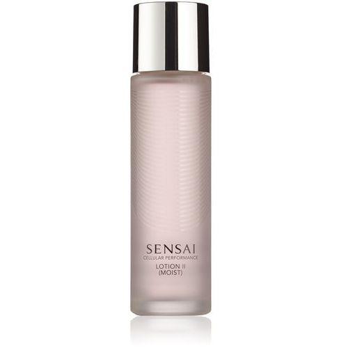 Sensai Cellular Performance Standard tonik nawilżający do skóry normalnej i suchej (Lotion II Moist) 60 ml