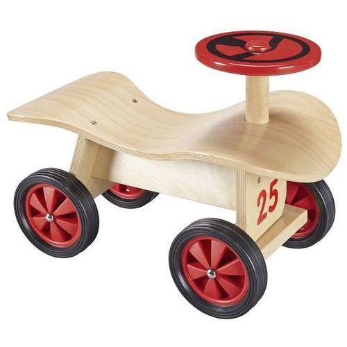 Goki Profilowany jeździk drewniany (4013594539210)