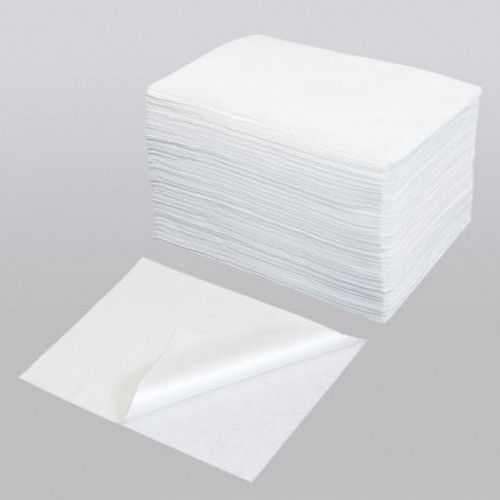 Ręczniki fryzjerskie jednorazowe z włókniny gładkie EKO 70x50 - (100szt), 30767