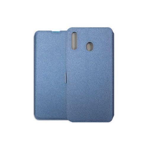Samsung Galaxy M20 - etui na telefon Wallet Book - granatowy, ETSM877WLBKDBL000