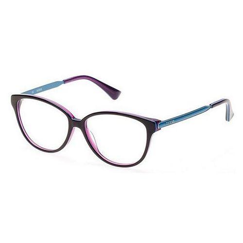 Okulary korekcyjne  gu 2488 081 marki Guess
