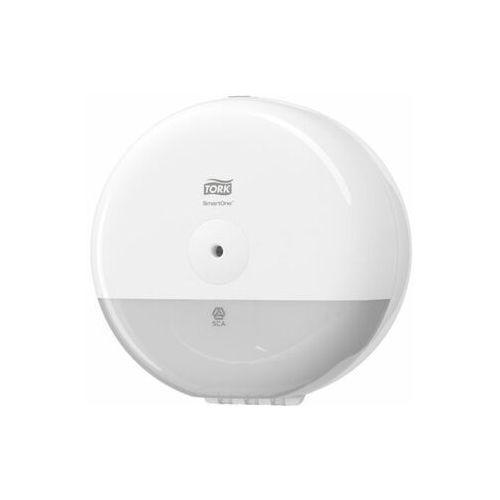 Tork Dozownik do papieru toaletowego mini smartone® biały (7322540803891)