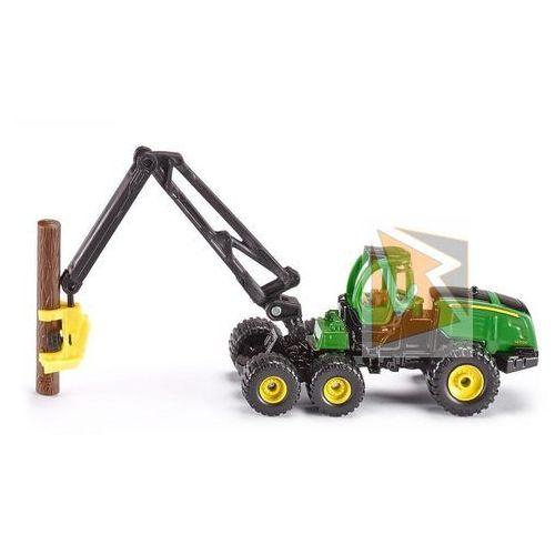 Siku 16 - Traktor leśny John Deere (4006874016525)