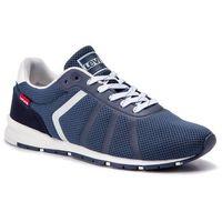 Levi's Sneakersy - 227799-756-17 navy blue