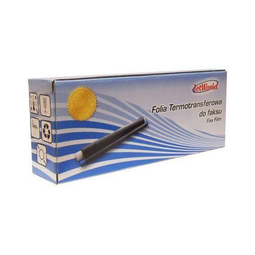 Folia JWF-P136 do faksów Panasonic (Zamiennik Panasonic KX-FA136A) [2 rolki] (5902114225964)