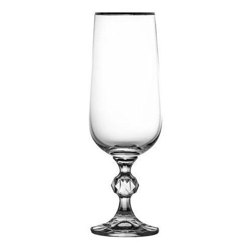 Crystal julia Kieliszki do szampana kryształowe 6 sztuk 4431 (5900341044310)
