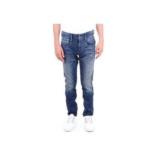 Jeansy straight leg Replay MA91459A838, jeansy