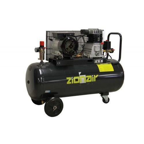 Kompresor 2,2 kw, 230 v, 8 bar, zbiornik 100 litrów marki Zion air