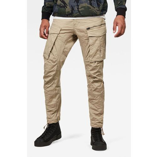 G-star raw - spodnie rovic zip 3d