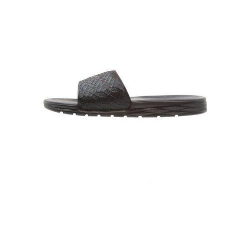 Nike Sportswear BENASSI SOLARSOFT Sandały kąpielowe black/anthracite, 36-52.5