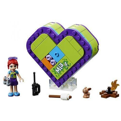Lego polska Lego klocki friends pudełko w kształcie serca mii gxp-671416 - darmowa dostawa od 199 zł!!! (5702016368765)