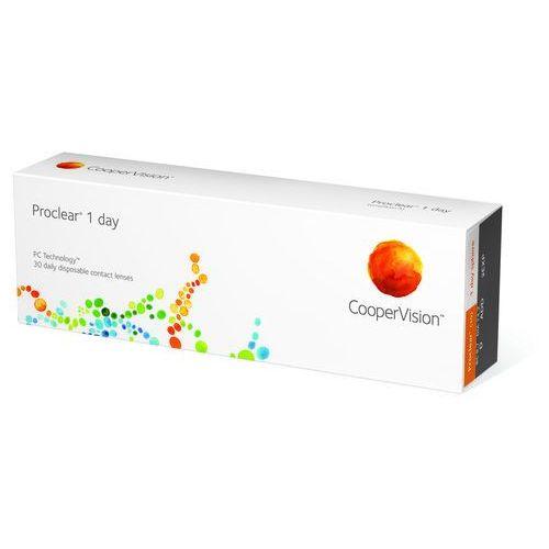 Proclear 1-day 30 szt. marki Cooper vision. Najniższe ceny, najlepsze promocje w sklepach, opinie.