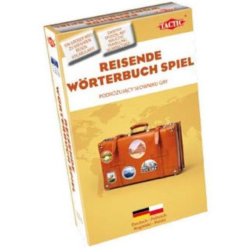Tactic Traveller`s dictionary game pol-ger (pl)
