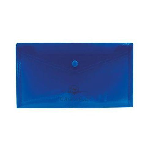 Concord Teczka kopertowa dl niebieska (2)