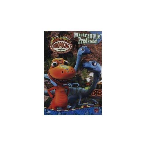 Cass film Dinopociąg - mistrzowie prędkości (dvd) - darmowa dostawa kiosk ruchu (5905116010620)