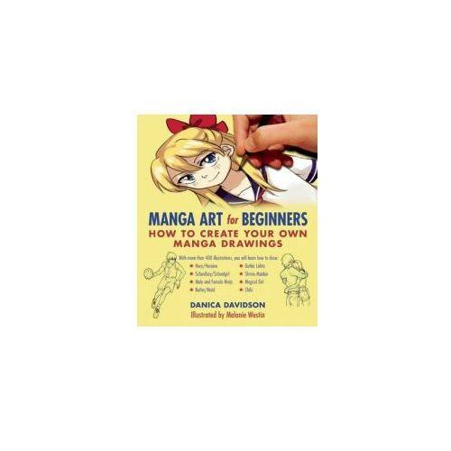 Manga Art for Beginners, Davidson, Danica