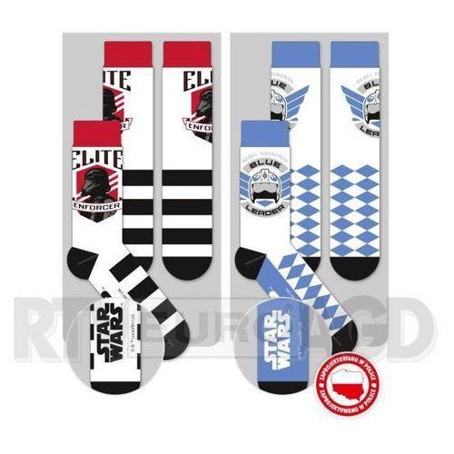Good Loot Skarpety Star Wars - Imperial and Rebel Leaders Fan Socks Set - produkt w magazynie - szybka wysyłka! (5908305214595)