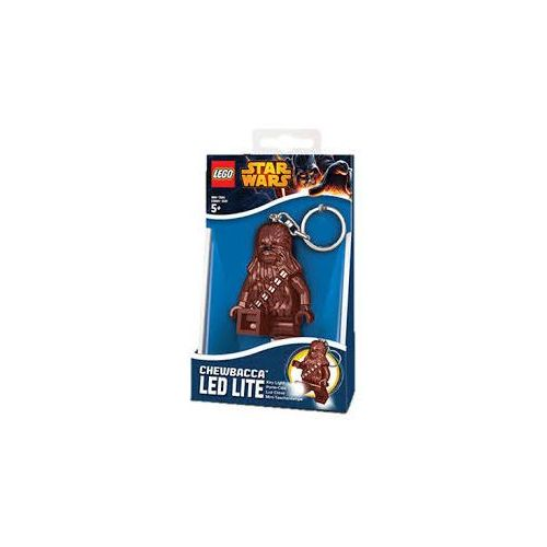MINI LATARKA LED LEGO - CHEWBACCA (Key Light Chewbacca) - BRELOK W PUDEŁKU