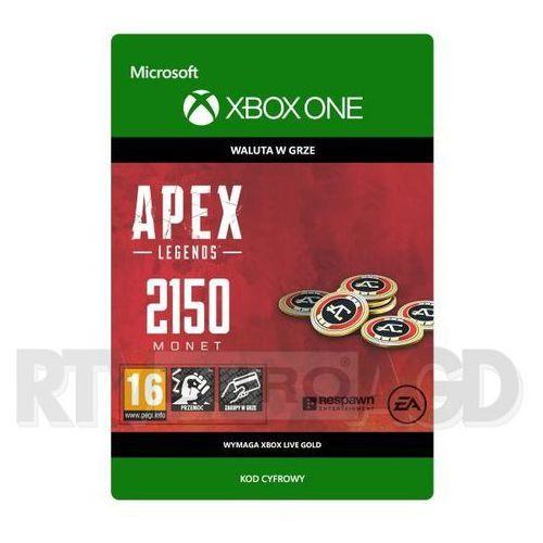 Apex legends - 2150 monet [kod aktywacyjny] xbox one marki Microsoft