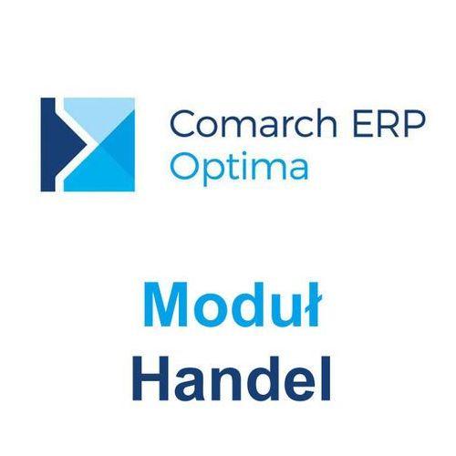 Comarch ERP Optima Moduł Handel