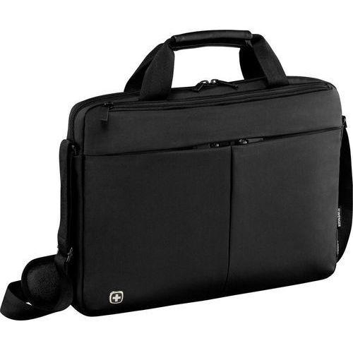 "Torba na laptopa format slimcase 601062, 39,6 cm (15,6"") , (dxsxw) 9 x 41 x 29 cm, czarny marki Wenger"
