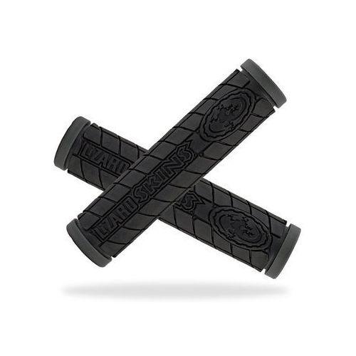 Lizard skins Lzs-ddmds100 chwyty kierownicy logo dc 30,5x130 mm czarne
