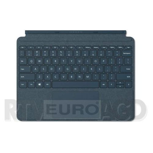 Microsoft Surface Go Signature Type Cover (grafitowy) (0889842289367)