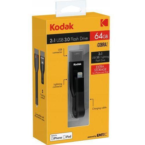 Pamięć KODAK iCobra2 64 GB (3126170155009)