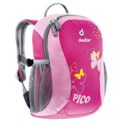 Deuter plecak Pico różowy, kolor różowy