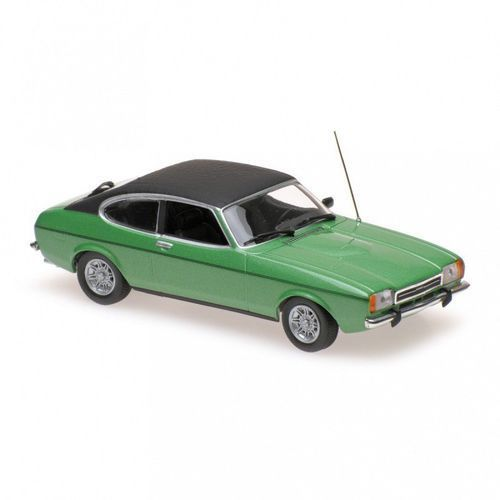 Ford Capri II 1974 (green metallic) (4012138142855)
