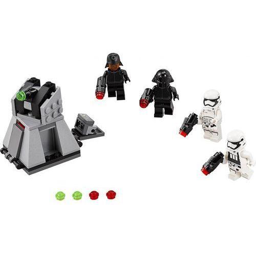 Lego STAR WARS Najwyższy porządek (first order battle pack) 75132